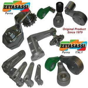 ROTARY AUTOMATIC ARM TENSIONERS
