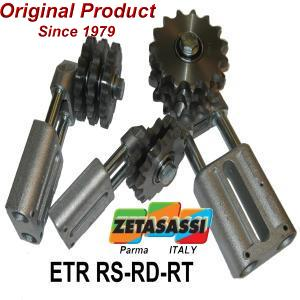 AUTOMATIC DRIVE CHAIN TENSIONERS TYPE ETR-RS RD RT