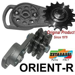 DIRECTIONAL CHAIN TENSIONER TYPE ORIENT-R