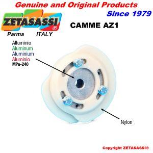 Adjustable cams az1