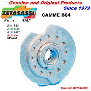 Adjustable cams b64