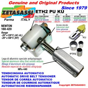 Tensor automatico (casquillos ptfe)