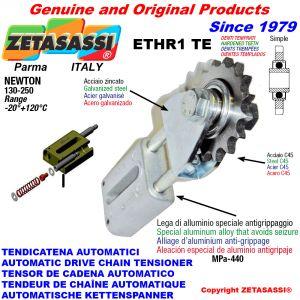 Drive chain tensioner