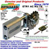 Drive chain tensioner (ptfe bushes)