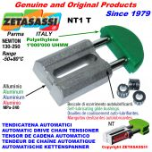 AUTOMATIC LINEAR DRIVE CHAIN TENSIONER