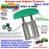 Inox automatic linear drive chain tensioner