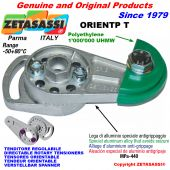 DIRECTABLE ROTARY DRIVE CHAIN TENSIONER