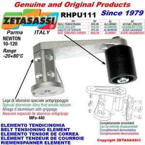 Belt tensioner device