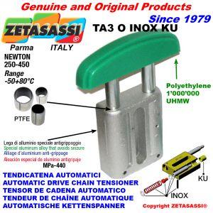 Tensor de cadena inox (casquillos ptfe)