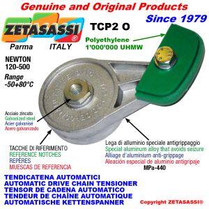 Arm chain tensioner