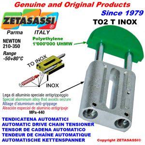 Tendeur de chaîne automatique inox