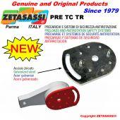 Tc & tr rotary tensioner preloading